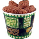 Shake Junt 8pc Chicken Wax Bucket