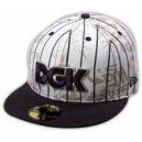 DGK Stripes 7 5/8 Fitted Cap